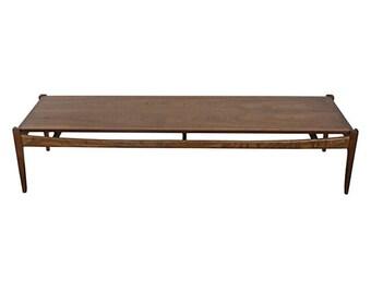 Mid-Century Mod Coffee Table by Bassett