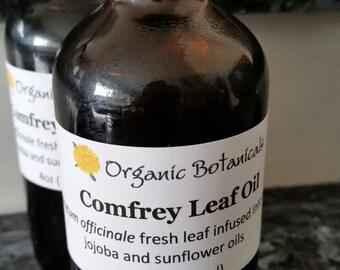 Comfrey Leaf Oil