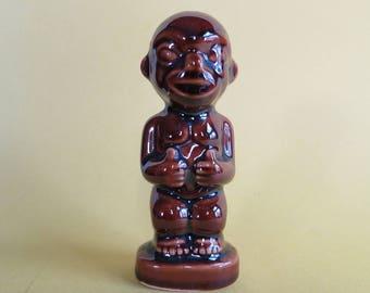 Vintage Kon Tiki Ports Salt Shaker Designed by Steve Crane