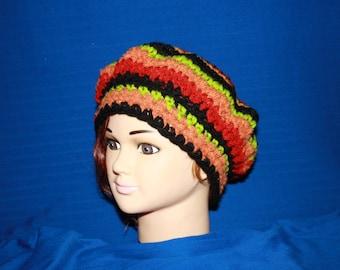 very warm beret crochet 4 autumnal wedding