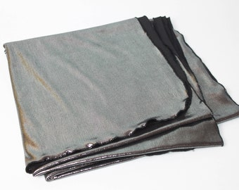 Doeuble-sided stretchy scarf