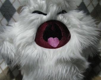 ROAR Roaring Yelling Yeti Plush Stuffed Animal