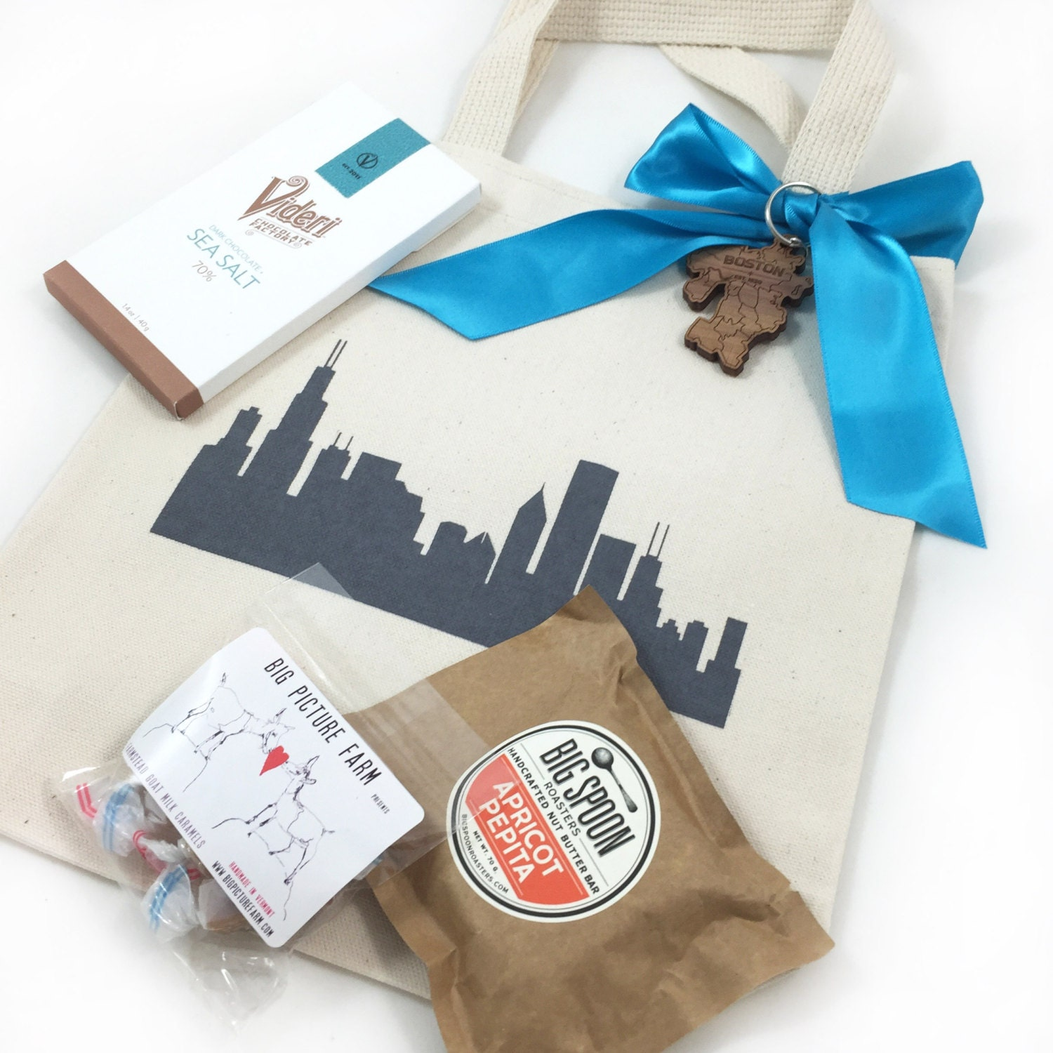Modern Chicago Wedding Favors Sketch - The Wedding Ideas ...