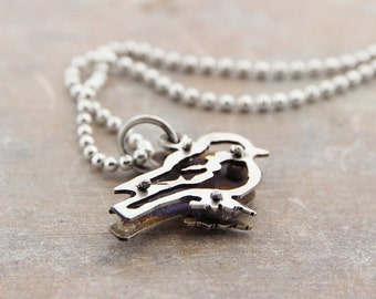 Little Bird Necklace