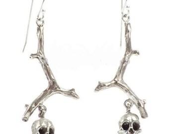 Hangmans treasures Earrings