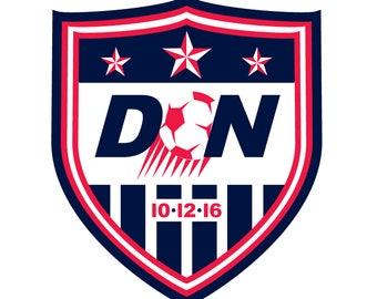 Soccer Bar Mitzvah Logo