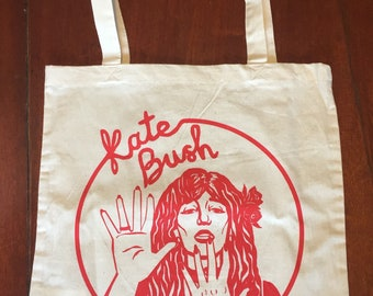 Kate Bush Wuthering Heights Tote Bag