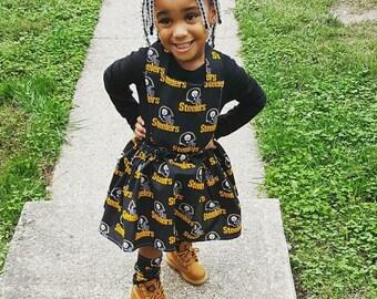 Girl's Jumper Dress