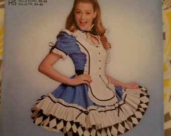 Alice Inspired Cosplay Costume