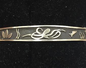 Undersea Cuff Bracelet