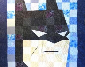 Batman Quilt - Lap
