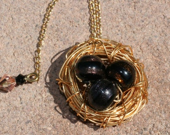 Mother's Nest Necklace