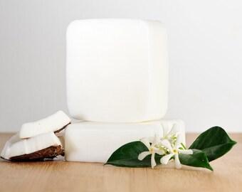 Coconut Jasmine Soap, Coconut Soap, Natural Soap, Jasmine Soap, Bar Soap