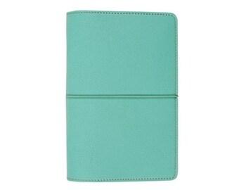 A7 pocket planner elastic mint