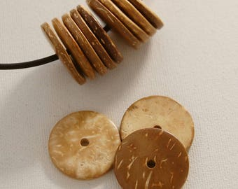 large coconut disks,coco shell,coco nut,coco nut coins,coco coins,coconut wheels,natural beads,coco nut,organic,natural,big colourful beads