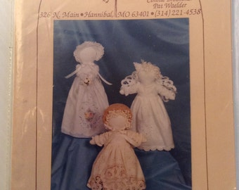 Linen Ladies Creative Doll Making from Hand Towels H - 119 by Hickory Stick & Co. 1980's UNCUT