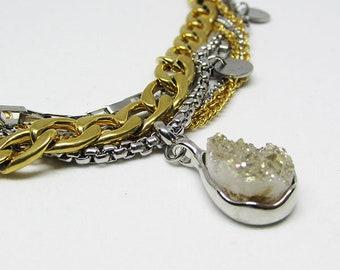 Necklace - MULTISTRAND - VEGAS