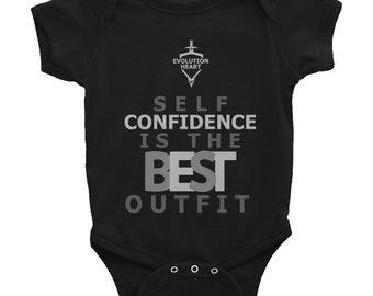 Confident Infant Bodysuit