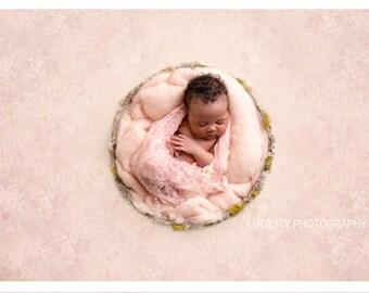 Digital Photography Floral Backgdrop