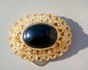 Vintage Park Lane lapel clip pin
