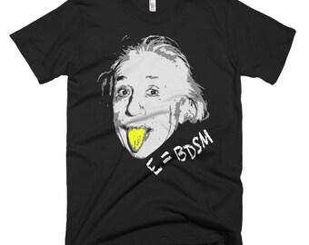 KINKY Einstein BDSM T-Shirt - Men's