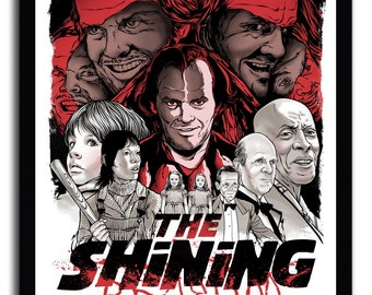 the shinning by JOSHUA BUDICH