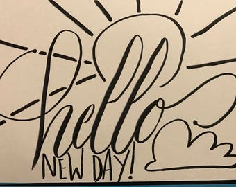 Hello New Day