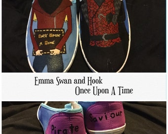 Once Upon A Time Shoes