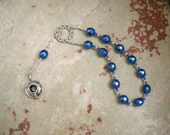 Philophrosyne Pocket Prayer Beads: Greek Goddess of Welcome, Kindness and Hospitality
