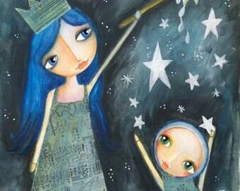 Star Painter - PRINT