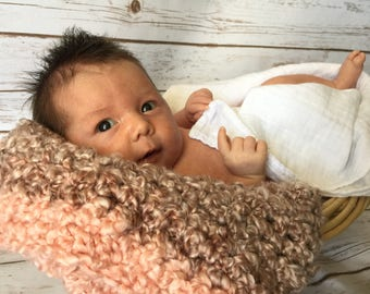Newborn Photo Prop Blanket