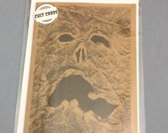 Evil Dead (Necronomicon) Book of the Dead Greeting Card