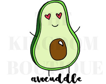 Avocuddle - Digital Download