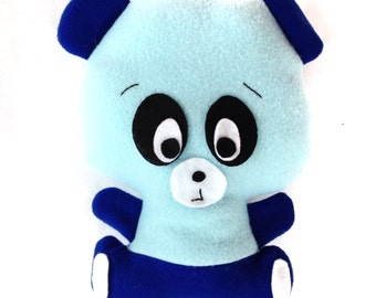 Panda Pattern / Stuffed Animal Sewing Patterns / Panda Plushie Pattern / Plush Toy Pattern /Soft Toy PDF/Softie Pattern/PDF Pattern Soft Toy