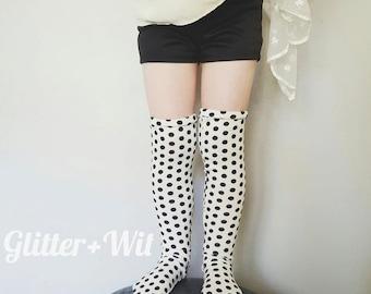 Abby's Trailblazing Socks - PDF Sewing Pattern