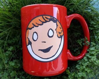 Collectible Orphan Annie Mug