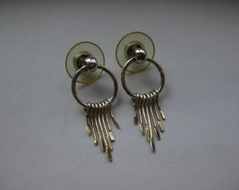 Mini Fringe Stud earrings