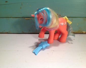 Vintage my little pony G1 Speedy