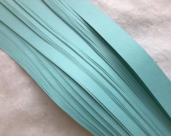 Tiffany Blue~ Moravian German Froebel Star Paper (52 strips)