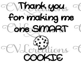 One Smart Cookie/ Milk & Cookies / Back to School Party Pack