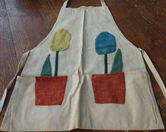 Vintage Gardening Apron