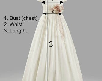 COMMUNION Girl GUIDE SIZE