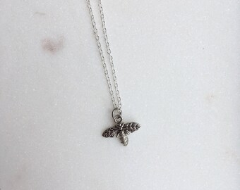 Bumble Bee Necklace, Bee Necklace, Bumble Bee Jewellery