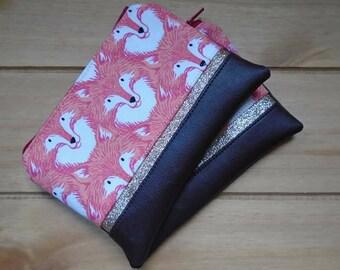 Red fox coin purse
