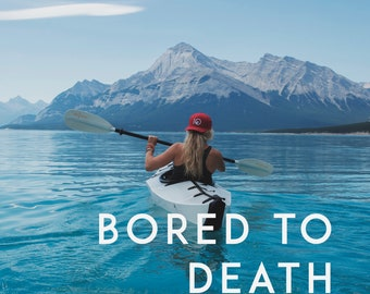 Bored To Death - Photoshop action