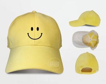 Smiley Happy Face Baseball Caps Smiley Caps Tumblr Caps