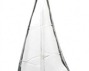 High Quality Glass Sailing boat empty bottle Fill with Your choice of contents 350ml.