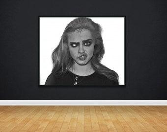 Cara Delevingne Poster | Wall Art