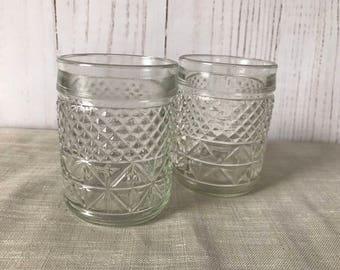 2 Gin Tonic glasses