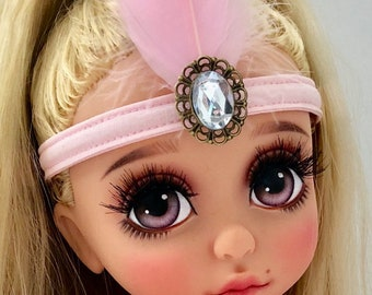 OOAK Disney animator doll Rapunzel repaint Custom dolls including clothes and accessories